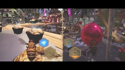Bee Simulator - Co-op Gameplay Trailer (Gamescom 2019)