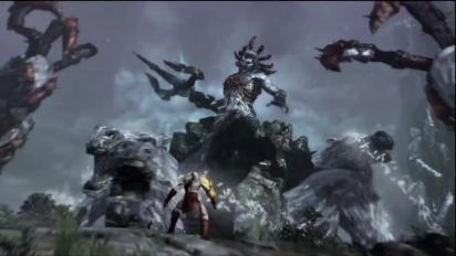 God of War Saga - Top 5 Epic Moments: #3 The Brutal Death of Poseidon