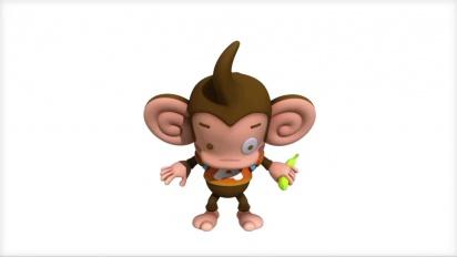Super Monkey Ball 3D - Race Trailer