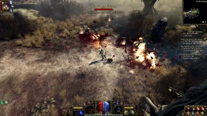 The Incredible Adventures of Van Helsing  - Arcane Mechanic DLC Trailer