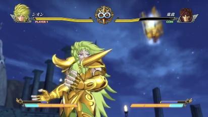Saint Seiya: Brave Soldiers - Golden Pre-Order Trailer