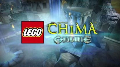 Lego Legends of Chima Online - iOS Release Trailer