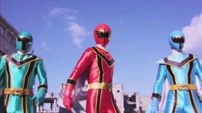 Power Rangers Super Megaforce - They're Back Trailer