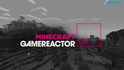 Minecraft (PS4) - Livestream Replay