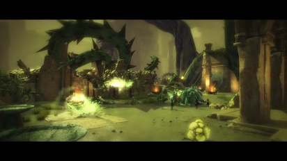 Guild Wars 2: Heart of Thorns - Guild Halls Trailer