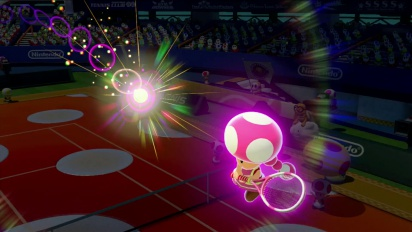 Mario Tennis: Ultra Smash – A Break from Adventuring Trailer