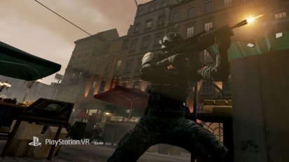 Bravo Team - PlayStation VR Announce Trailer