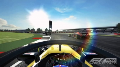 F1 Mobile Racing - Soft Launch Trailer