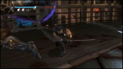 PS Now: Ninja Gaiden Sigma 2 via Cloud Gaming