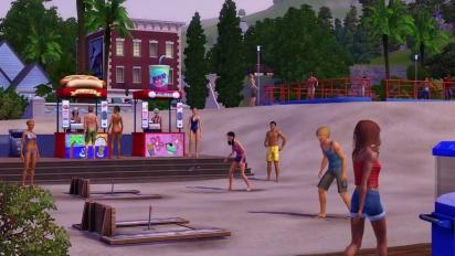 The Sims 3: Seasons - Announcement Trailer