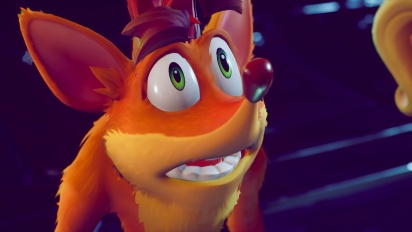 Crash Bandicoot 4: It's About Time - Gameplay Launch Trailer 4k