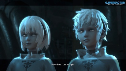 Nier Replicant ver.1.22474487139 - Ending E Full Playthrough (Spoiler Warning)