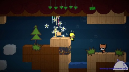 BattleBlock Theater - Special Unlocks in BattleBlock Theater and Castle Crashers XBLA Trailer