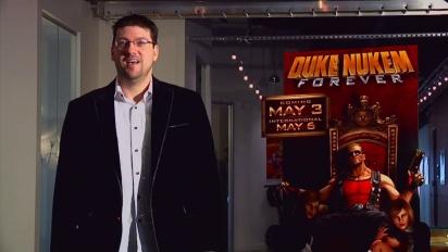 Duke Nukem Forever - Release Date Trailer
