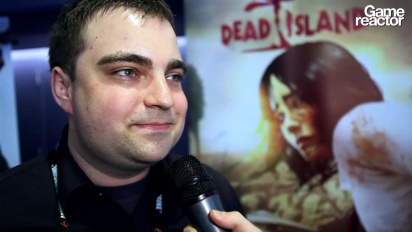 GDC 11: Dead Island interview