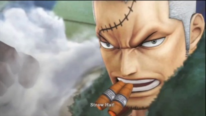 One Piece Pirate Warriors 2 - Launch Trailer