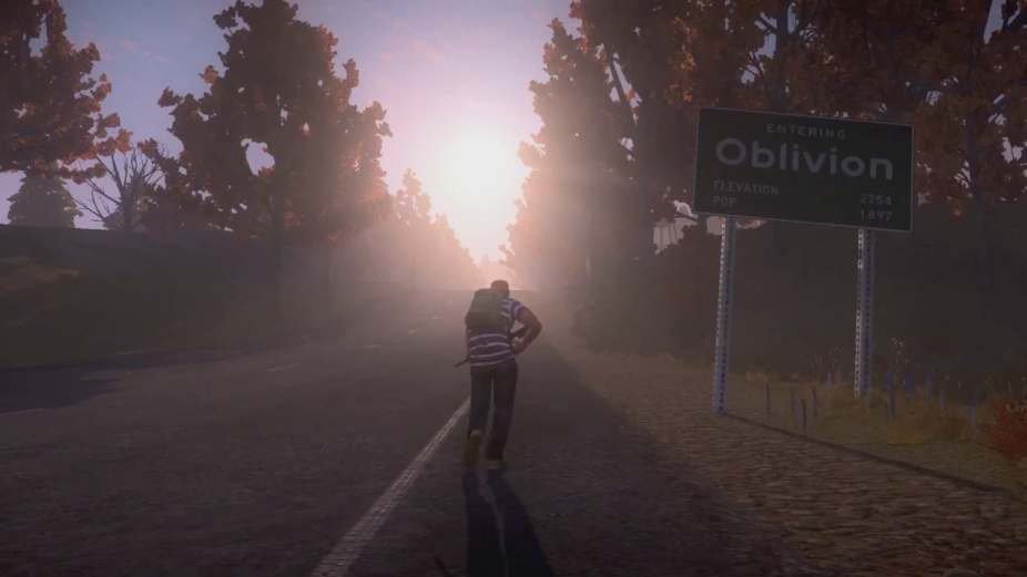H1Z1 - PS4 Gameplay Trailer