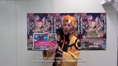 Naruto Shippuden: Ultimate Ninja Storm Revolution - Dev Diary #1