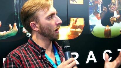 Blood Bowl 2 - Lead Game Designer Interview