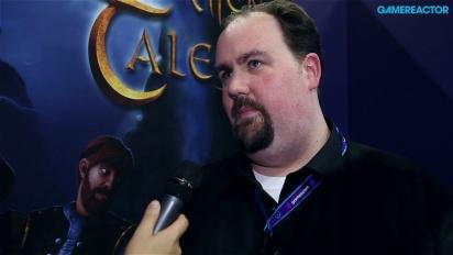 Book of Unwritten Tales 2 - Creative Director Interview