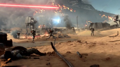 Star Wars Battlefront - Battle of Jakku Teaser Trailer