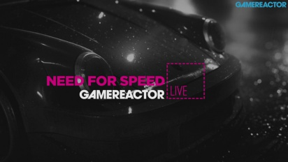 Need for Speed - Livestream Replay