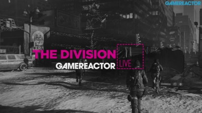 The Division Closed Beta 29.01.16 - Livestream Replay