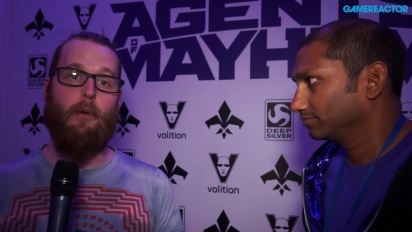 Agents of Mayhem - Anoop Shekar Interview