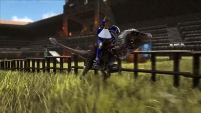 ARK: Survival Evolved - Pre-Order Launch Trailer
