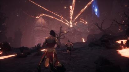 Conan Exiles - Volcano Gameplay