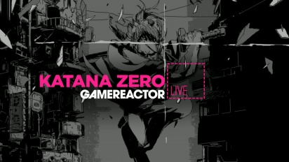 Katana Zero - Livestream Replay