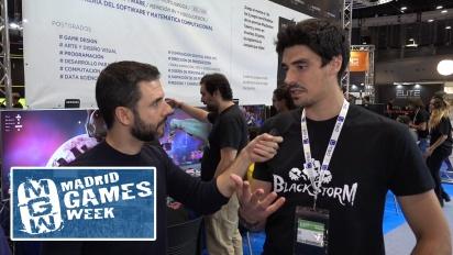 Blackstorm - Alejandro Duchini Interview