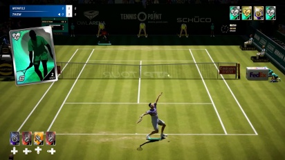 Tennis World Tour 2 - Features Trailer