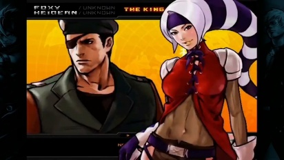 King of Fighters 2002 Unlimited Match - Release Trailer