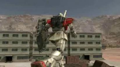 Mobile Suit Gundam: Mobile Suit Gundam: Crossfire