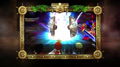 Dragon Quest VII: Warriors of Eden - Japanese Trailer