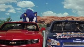 Sonic & All-Stars Racing Transformed - Drivers Education Trailer