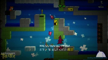 BattleBlock Theater - Create and Upload Adventure Playlists Tutorial