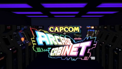Capcom Arcade Cabinet   1985 Pack 2   Trailer