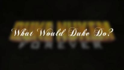 Duke Nukem Forever - What Would Duke Do? The Jetpack Dilemma