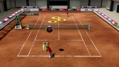 Virtua Tennis 4 - PS3 exclusives Trailer