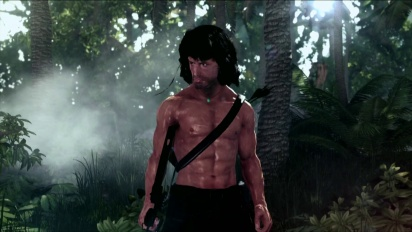 Rambo: The Video Game - Reveal Trailer