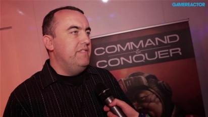 E3 13: Command & Conquer Producer Interview