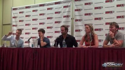 Splinter Cell: Blacklist - The Actors Behind Splinter Cell: Blacklist