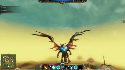 Divinity: Dragon Commander - Flight of the Dragon Dev Diary