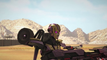 Transformers Universe -  Introducing Decepticon Duststorm