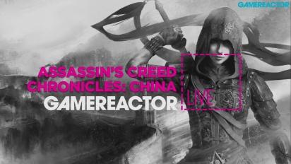 Assassin's Creed Chronicles: China - Livestream Replay