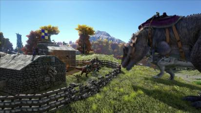 ARK: Survival Evolved - Gigantosaurus Trailer