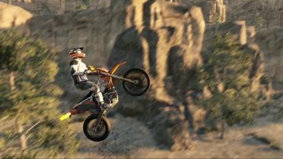 The Crew - Wild Run Stunt Race Trailer
