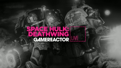 Livestream Replay - Space Hulk: Deathwing